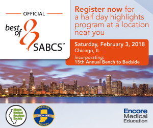 Register Now: Best of SABCS